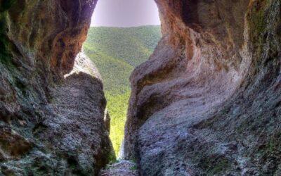 """Голямата пещера """"Утроба"""""""